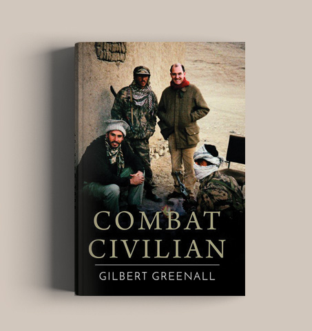 Combat Civilian by Gilbert Greenall