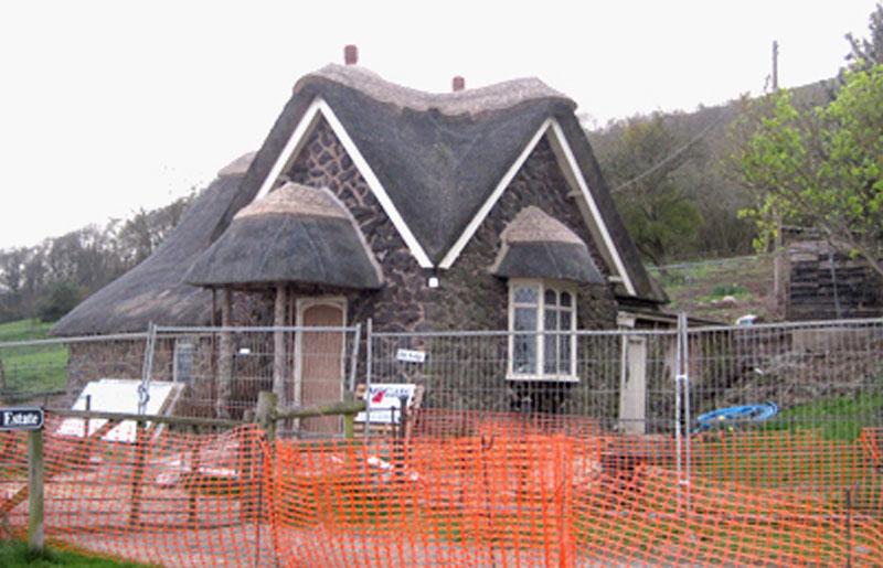 Restoration of Estate Property