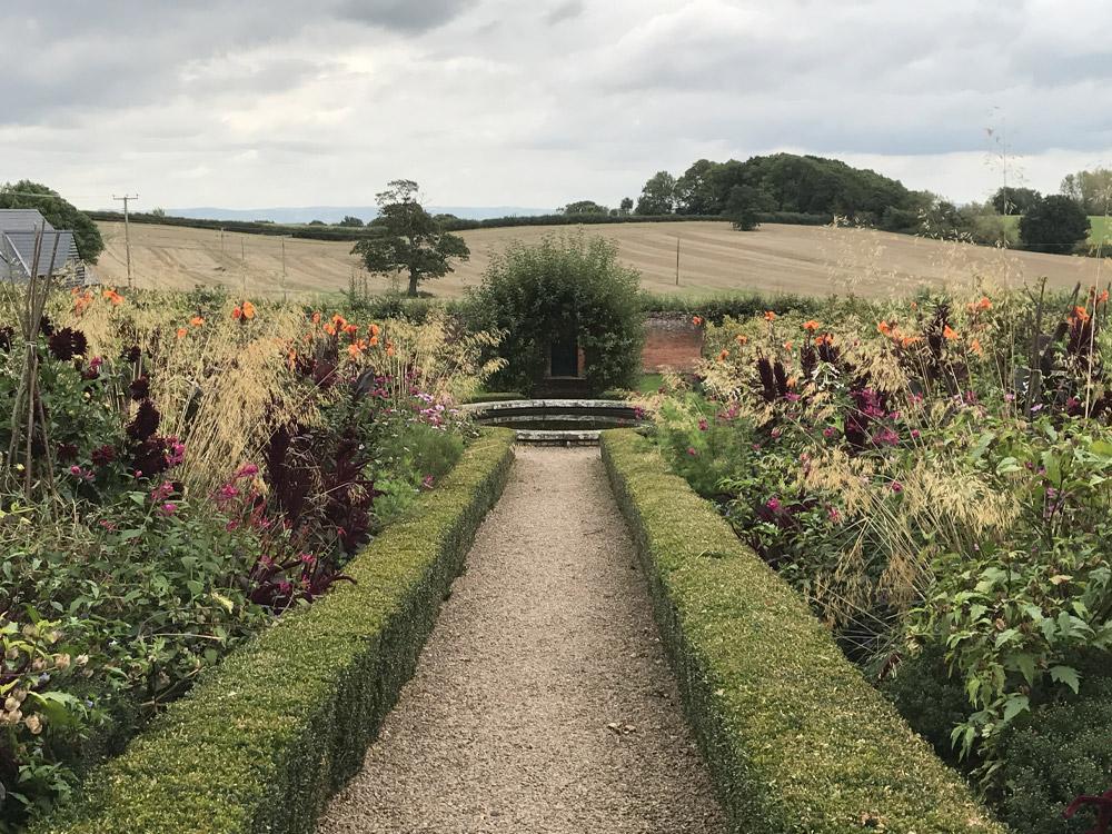 Walled Garden, Bromesberrow
