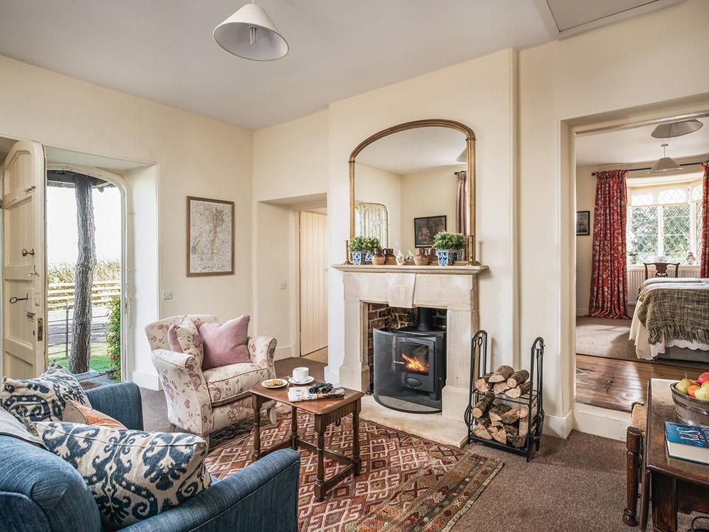 North Lodge, Sitting Room