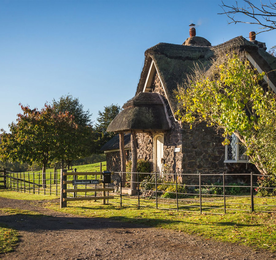 North Lodge, Self Catering Cottage, Herefordshire